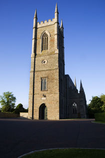 Downpatrick Cathedral, Downpatrick, County Down, Ireland von Panoramic Images