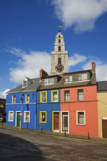 St Anne's Church Steeple, Shandon, Cork City, Ireland von Panoramic Images