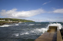 Cushendall Harbour, County Antrim, Ireland by Panoramic Images