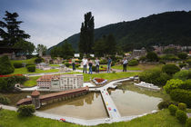 Miniature Switzerland model theme park by Panoramic Images