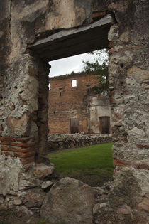 Ruins of an abbey, Carmelo, Calera De Las Huerfanas, Colonia Department, Uruguay von Panoramic Images