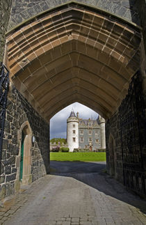 Killyleagh Castle, Co Down, Ireland von Panoramic Images