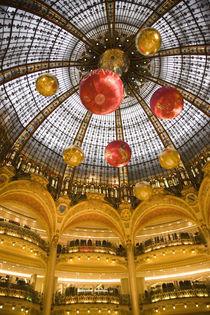 Interiors of a department store von Panoramic Images