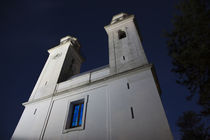 Low angle view of a church, Iglesia Matriz, Colonia Del Sacramento, Uruguay by Panoramic Images