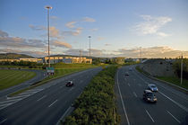 N7 Naas Dual Carriageway von Panoramic Images