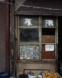 Store in a street, Syria by Panoramic Images