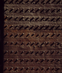 Close-up of a metal door, Egypt by Panoramic Images