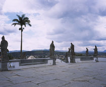 Statues of prophets by Panoramic Images