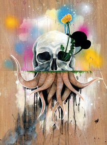 Skull Roots by Famous When Dead
