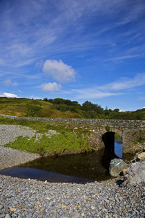 Bridge at Ballyvooney Cove, The Copper Coast, County Waterford, Ireland by Panoramic Images
