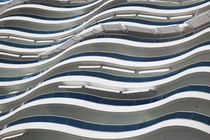 Architectural detail of a condominium by Panoramic Images