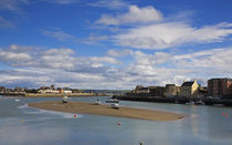 Dungarvan Harbour and Quays, Co Waterford, Ireland by Panoramic Images