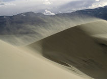 USA, California, Mojave Desert, Eureka Dunes by Panoramic Images