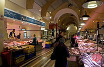 Fishmongers, The English Market, Cork City, Ireland von Panoramic Images