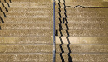 Concrete Steps leading to the Beach, Near Annestown, County waterford, Ireland by Panoramic Images