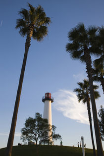 Low angle view of a lighthouse von Panoramic Images
