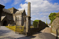 St Canice's Cathedral, Kilkenny City, County Kilkenny, Ireland by Panoramic Images