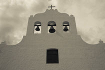 Low angle view of a church, Iglesia De Cachi, Cachi, Salta Province, Argentina by Panoramic Images