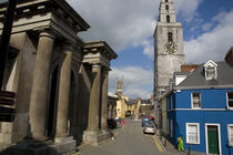 The Butter Exchange and St Anne's Church, Shandon, Cork City, Ireland von Panoramic Images
