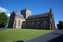 St Patrick's Cathedral, (CI) 19th Century, Armagh, County Armagh, Ireland von Panoramic Images