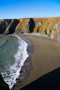 Cove near Bunmahon, The Copper Coast, County Waterford, Ireland by Panoramic Images