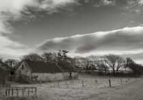 Old Unused Farm near Ballyvooney, The Copper Coast, County Waterford, Ireland von Panoramic Images