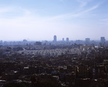 High angle view of a cityscape, Cairo, Egypt by Panoramic Images