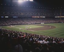 Baseball Game Camden Yards Baltimore MD by Panoramic Images