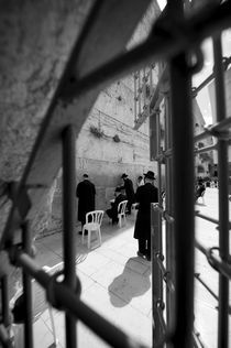Western wall, Israel 60 by Alex Soh
