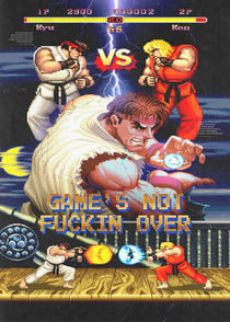 Street Fighters 2 von Marco Nicotra