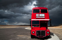 Double Decker and Storm von Leslie Philipp