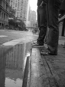 NYC Street ... von Benjamin Gaie