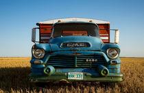 G.M.C. Grain Truck by Leslie Philipp