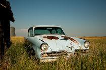 Retired Studebaker. by Leslie Philipp