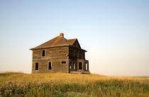 Weyburn Farm House by Leslie Philipp