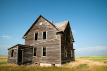 Kinkaid Farm house by Leslie Philipp