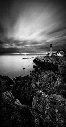 Portland Head Lighthouse by Moe Chen