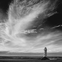Point of Ayre Lighthouse by Mark Nelson