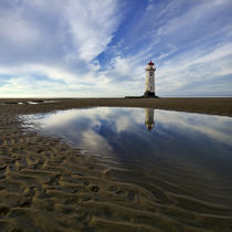 Talacre lighthouse von Mark Nelson