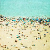 Coney Island Beach von Mina Teslaru