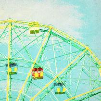Coney Island Ferris Wheel von Mina Teslaru
