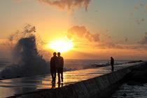 Sunset Walking von Tiago Pinheiro