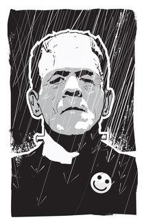 Frankenstein by Matt Fontaine