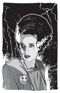 Bride of Frankenstein von Matt Fontaine