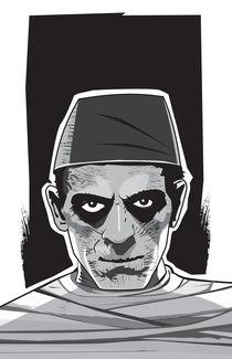 Imhotep von Matt Fontaine