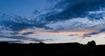 Bridger Jack Mesa at Sunset von Craig Hoffman