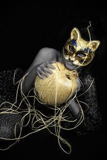 Leopard Woman #1 by Lorna Boyer