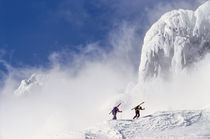 Mt Hood Ski Mountaineering by Scott Spiker