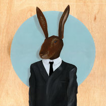 David Lynch | Rabbit von Famous When Dead