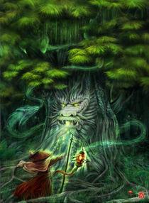 Drachenbaum by Claudia Flor